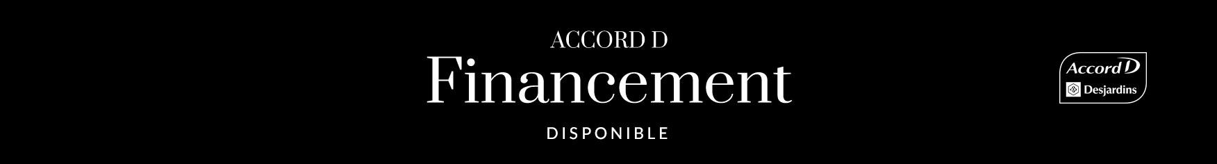Financement Accord D